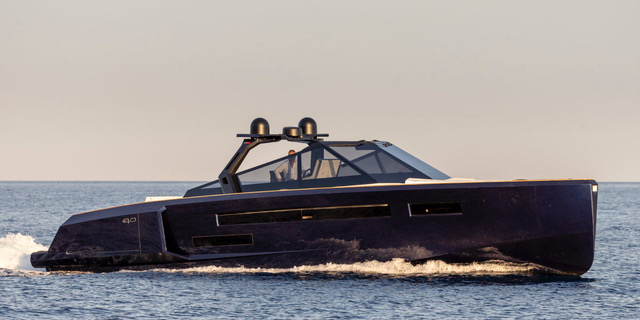 Evo R6 Open di Blu Emme Yachts